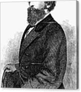 Ephraim Squier (1821-1888) Canvas Print