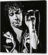 Eric Burdon In Concert-2 Canvas Print
