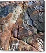 Erocean Rocks 1 Koh Kut Thailand Canvas Print