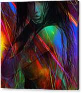 Erotic Explosions Canvas Print
