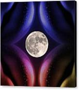 Erotic Moonlight Canvas Print