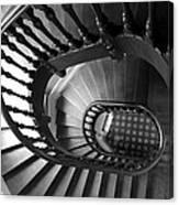 Escalier  Canvas Print