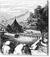 Escorial: La Granjilla Canvas Print