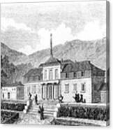 Escorial: Princes House Canvas Print