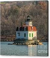 Esopus Meadows Lighthouse I Canvas Print