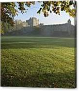 Estate Of Cahir Castle Cahir, County Canvas Print