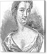 Esther Johnson (1681-1728) Canvas Print