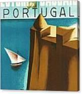 Estoril Cassais Canvas Print