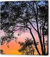 Eureka Sunset Canvas Print