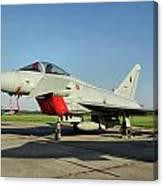 Eurofighter Ef2000 Typhoon Canvas Print