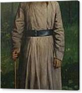 Euthimiev Monastry 49 Canvas Print