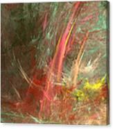 Eveil-5 Canvas Print