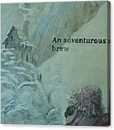 Everest Tea House Canvas Print