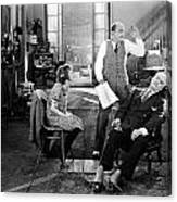 Everybodys Acting, 1926 Canvas Print