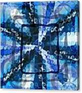 Evolve 5 Canvas Print