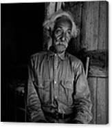 Ex-slave Bob Lemmons Was Born Canvas Print