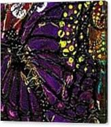 Exotic Butterflies II Canvas Print