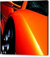 Exotic Lamborghini Canvas Print