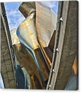 Experience Music Project Number Five Canvas Print