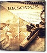 Exsodus Canvas Print
