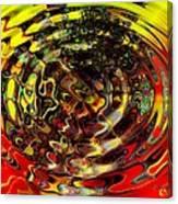 Extra Sensory Perception Canvas Print