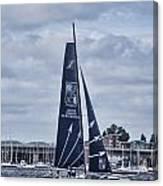 Extreme 40 Team Groupe Edmond De Rothschild Canvas Print