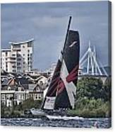 Extreme 40 Team Wales 2 Canvas Print