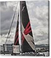 Extreme 40 Team Wales Canvas Print