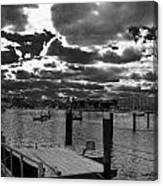 Eye Over Baltimore Part 2 Canvas Print