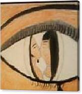 Eye Use To Love Him  Canvas Print