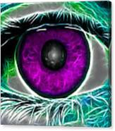 Eyeconic Canvas Print