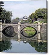 Eyeglass Bridge Canvas Print
