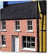 Eyries Village, West Cork, Ireland Canvas Print