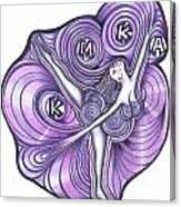 Fabulous Mothers Logo Canvas Print