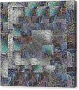 Facade 14 Canvas Print