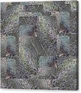 Facade 17 Canvas Print