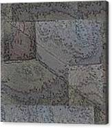 Facade 2 Canvas Print