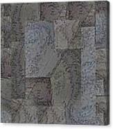 Facade 3 Canvas Print