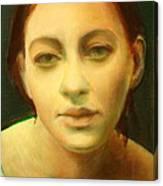 Face 3 Canvas Print