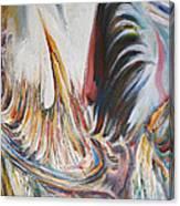 Fairy Tale Bird Canvas Print