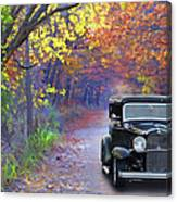 Fall 32 Canvas Print