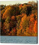 Fall Abounds Canvas Print