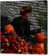 Fall Celebration Canvas Print