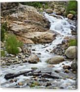 Fall River Falls Canvas Print