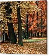 Fall Scenery Canvas Print