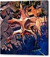 Fallen Guardian Canvas Print