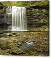 Falls Panorama Canvas Print