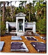 Family Plot Canvas Print