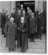 Famous Inventor, Alexander Graham Bell Canvas Print