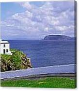 Fanad Head Lighthouse, Co Donegal Canvas Print